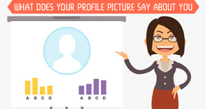 What does your profile picture say about you?