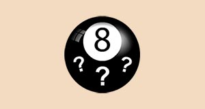 [Magic 8-ball] Ask your quetion and click!