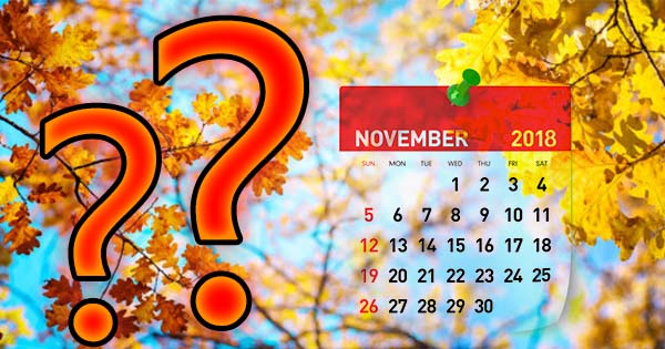 What is Waiting for You in November?