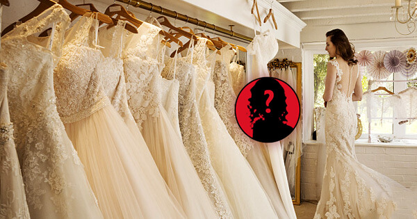 Choose a Wedding dress to see your real personality!
