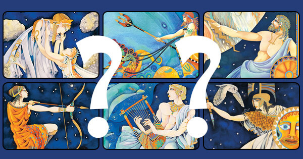 Which Greek god/goddess are you?