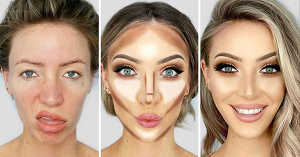 Give Yourself An Amazing Makeover!