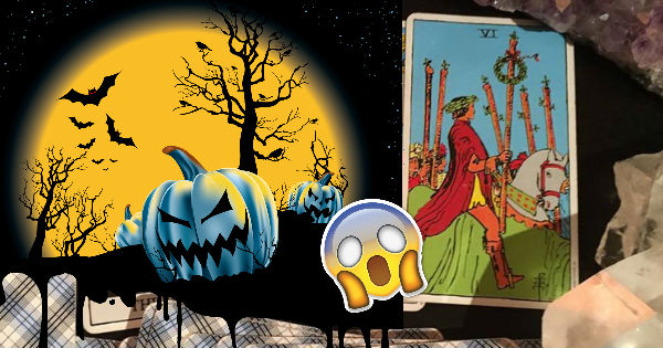 Halloween 2020 Tarot Reading| Pick a card to reveal your Halloween fortune