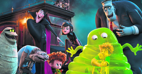 Choose one Disney Magical Item and we'll tell you which Hotel Transylvania character could be your BFF!