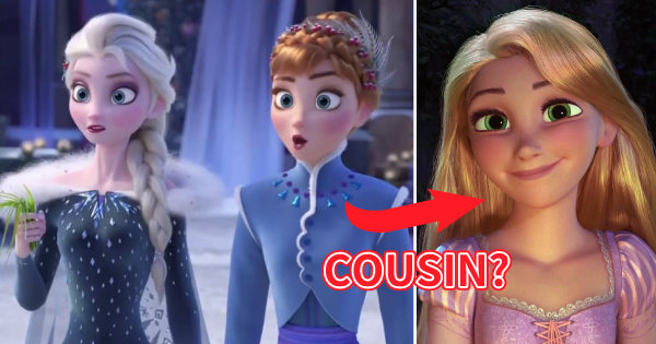 Quiz: Do You Know How These Disney Princesses are Actually Related?