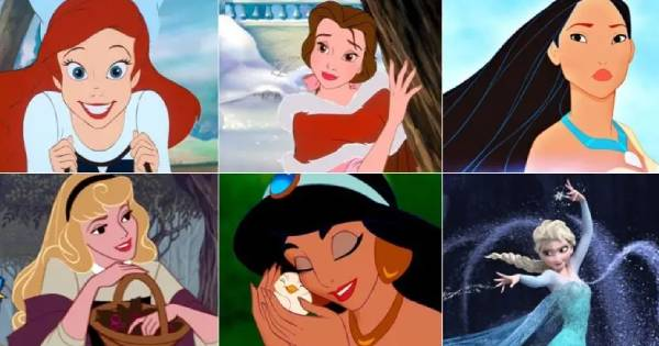 Can You Pick The Right Disney Princess From Reading Just One Line From Her Wikipedia Page?